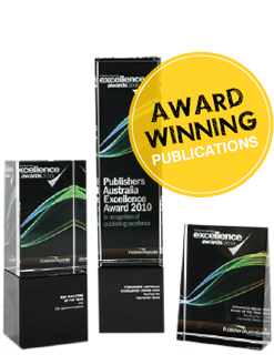 Award Winning Publications