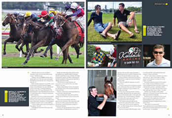 Racing Queensland Magazine