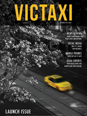 VicTaxi Magazine